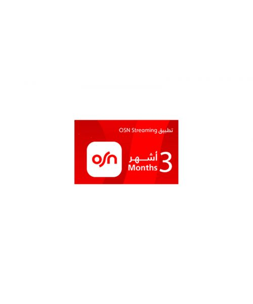 OSN Streaming - 3اشهر